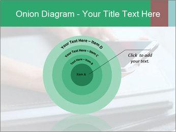 Hands of a businesswoman PowerPoint Template - Slide 61