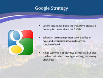 Taiwan skyline PowerPoint Template - Slide 10