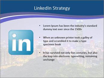 Taiwan skyline PowerPoint Template - Slide 12