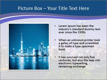 Taiwan skyline PowerPoint Template - Slide 13