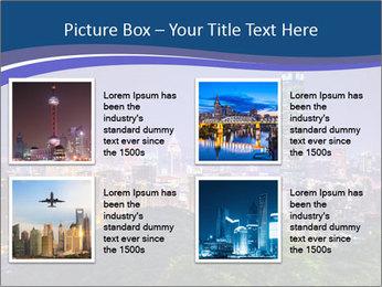 Taiwan skyline PowerPoint Template - Slide 14