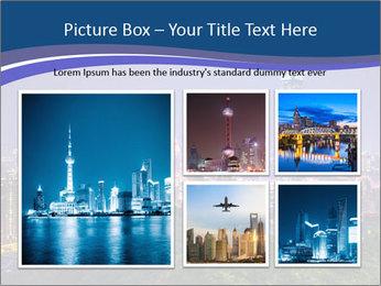 Taiwan skyline PowerPoint Template - Slide 19