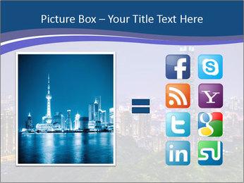 Taiwan skyline PowerPoint Template - Slide 21