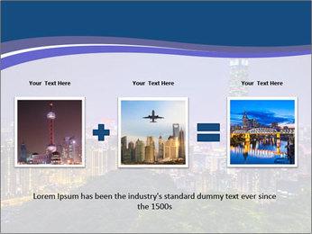 Taiwan skyline PowerPoint Template - Slide 22