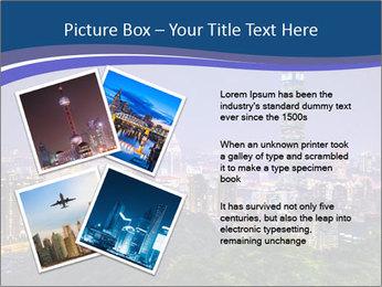 Taiwan skyline PowerPoint Template - Slide 23