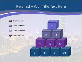 Taiwan skyline PowerPoint Template - Slide 31