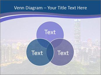 Taiwan skyline PowerPoint Template - Slide 33