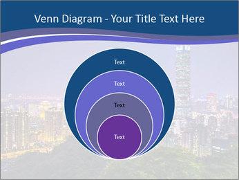 Taiwan skyline PowerPoint Template - Slide 34