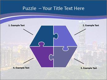 Taiwan skyline PowerPoint Template - Slide 40