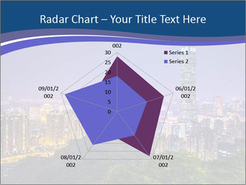 Taiwan skyline PowerPoint Template - Slide 51