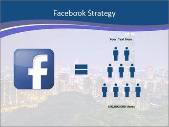 Taiwan skyline PowerPoint Template - Slide 7