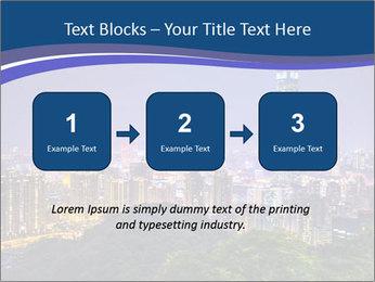 Taiwan skyline PowerPoint Template - Slide 71