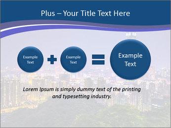 Taiwan skyline PowerPoint Template - Slide 75