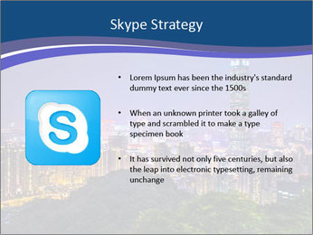 Taiwan skyline PowerPoint Template - Slide 8