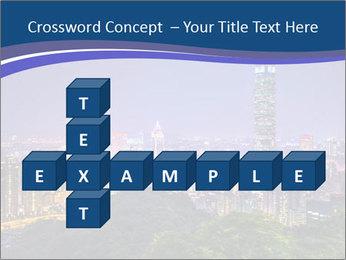 Taiwan skyline PowerPoint Template - Slide 82