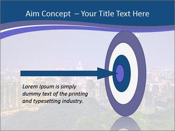 Taiwan skyline PowerPoint Template - Slide 83