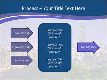 Taiwan skyline PowerPoint Template - Slide 85