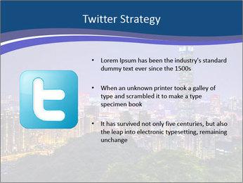 Taiwan skyline PowerPoint Template - Slide 9