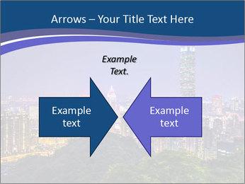 Taiwan skyline PowerPoint Template - Slide 90