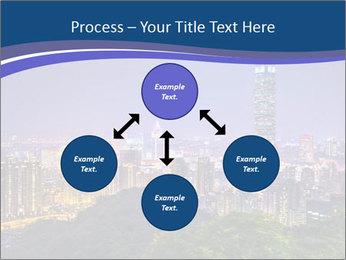 Taiwan skyline PowerPoint Template - Slide 91