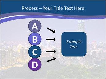 Taiwan skyline PowerPoint Template - Slide 94