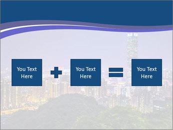 Taiwan skyline PowerPoint Template - Slide 95