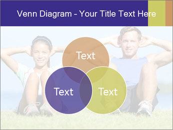 Fitness couple PowerPoint Template - Slide 33