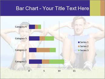 Fitness couple PowerPoint Template - Slide 52