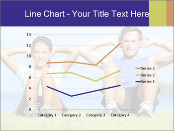 Fitness couple PowerPoint Template - Slide 54