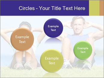 Fitness couple PowerPoint Template - Slide 77