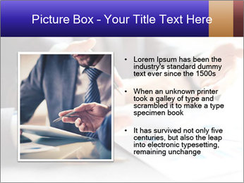 Two young businessmen PowerPoint Template - Slide 13