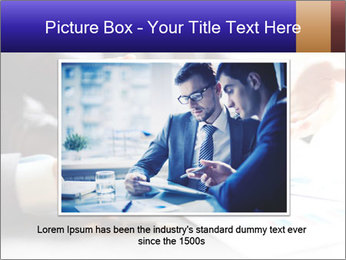 Two young businessmen PowerPoint Template - Slide 15