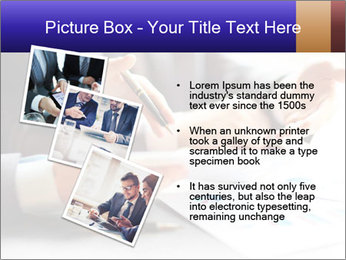 Two young businessmen PowerPoint Template - Slide 17