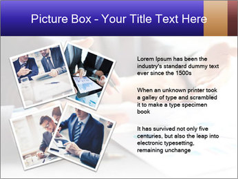 Two young businessmen PowerPoint Template - Slide 23
