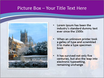 Fortified medieval church in Transylvania PowerPoint Template - Slide 13