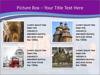 Fortified medieval church in Transylvania PowerPoint Template - Slide 14