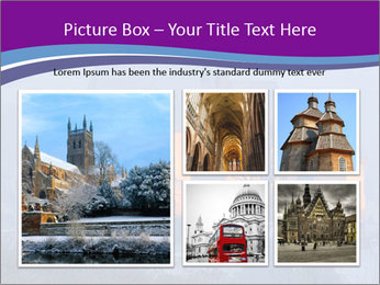 Fortified medieval church in Transylvania PowerPoint Template - Slide 19