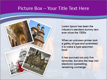 Fortified medieval church in Transylvania PowerPoint Template - Slide 23
