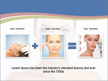 Beauty treatment PowerPoint Template - Slide 22