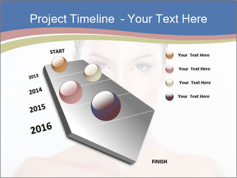 Beauty treatment PowerPoint Template - Slide 26