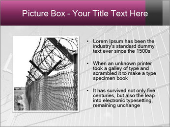 Barbed PowerPoint Template - Slide 13