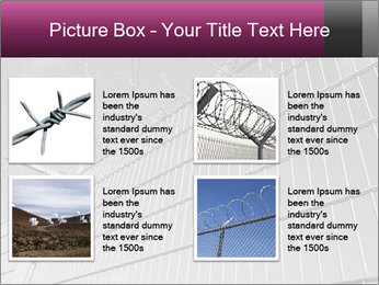 Barbed PowerPoint Template - Slide 14
