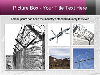 Barbed PowerPoint Template - Slide 19