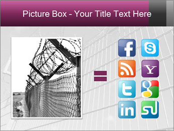 Barbed PowerPoint Template - Slide 21