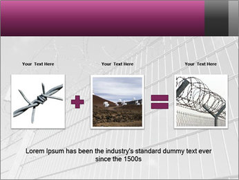 Barbed PowerPoint Template - Slide 22