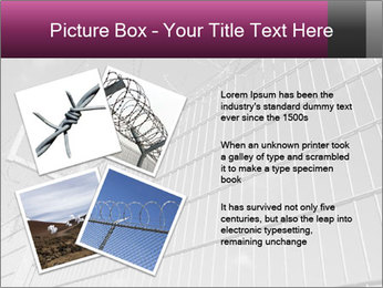 Barbed PowerPoint Template - Slide 23