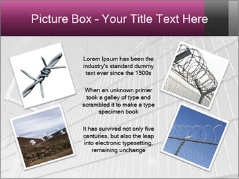 Barbed PowerPoint Template - Slide 24