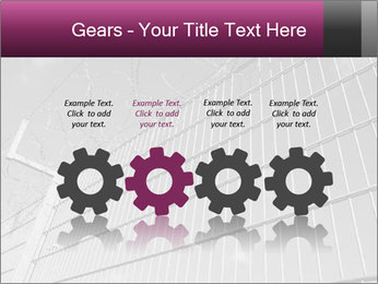 Barbed PowerPoint Template - Slide 48