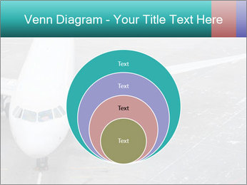 Passenger aircraft PowerPoint Template - Slide 34