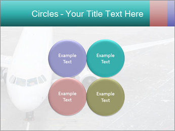 Passenger aircraft PowerPoint Template - Slide 38
